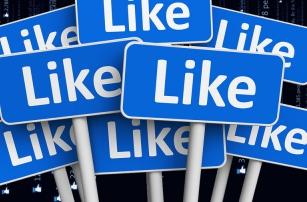 Facebook вводит смайлики вместо «дислайков»
