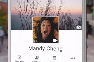 Facebook заменяет статическое изображение профиля на видеоаватары