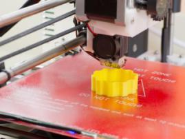 FDM 3D printer - an ultra-high-speed device