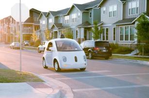 Ford будет помогать Google в производстве беспилотных автомобилей