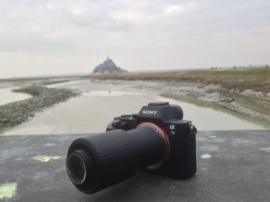 Фотохудожник из Франции делает потрясающие кадры с помощью 3D-печатного объектива