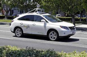 Жители Калифорнии испытывают самоуправляемые автомобили Google необычными способами