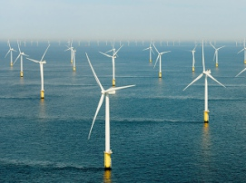 Голландская электроветростанция станет самой крупной