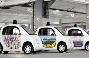 Google представила новый внешний вид самоуправляемых машин
