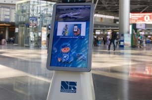 FURO-D Humanoid Robot Will Be Welcoming Robotics Expo Visitors