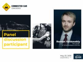 High tech expert lawyer Roman Yankovskiy to participate in panel discussion
