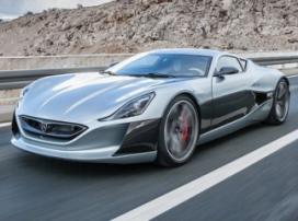 Хорватский электрокар обогнал Tesla и Ferrari в дрэговом заезде