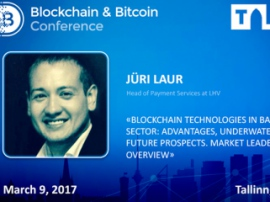 How to apply blockchain in banking sector: LHV case study