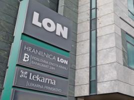 Hranilnica Lon bank started bitcoin trading via unique ATM