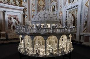 Художники воссоздали зоотроп эпохи барокко с помощью 3D-печати