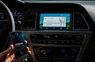 Hyundai станет первым автомобилем со встроенной системой Android Auto
