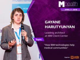 IBM representative to speak at M-Health Congress