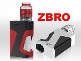 iBuddy Zbro BF Squonk Kit: unique couple