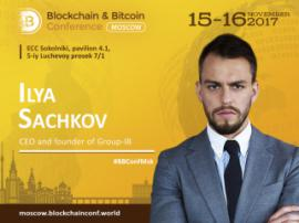 ICO protection from cyberattacks. Presentation of Ilya Sachkov, cyber security expert included to Forbes 30 under 30