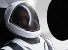 Илон Маск презентовал скафандр колонизаторов Марса