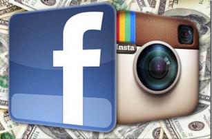 Instagram начал рекламное сотрудничество с Facebook