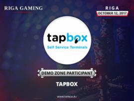 IT and fintech expert TapBox to participate in RGCongress demo zone