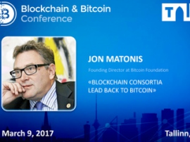 Jon Matonis: private blockchains need to communicate with the world
