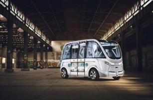 К 2016-му в Швейцарии появятся автобусы с автопилотом