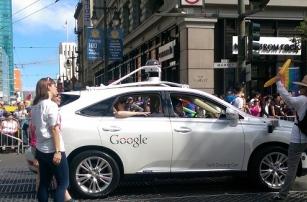 Как избежать избытка информации от автомобилей с системой автономного вождения