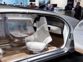 Как развивается рынок беспилотных автомобилей