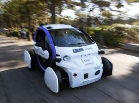 Калифорнийский департамент транспорта назвал самый надёжный робомобиль