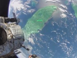 Канал RT презентовал первую панорамную видеозапись из космоса