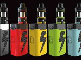 Kangertech Five 6: power bank or box mod?