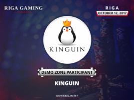 Kinguin is Riga Gaming Congress demo zone participant