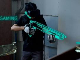 Китайские инженеры разработали экзоскелетные перчатки для VR-игр