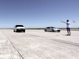 Китайский электроминивэн Edna оказался быстрее Ferrari и Tesla Model S