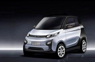 Китайцы готовят к выпуску что-то среднее между Smart и Tesla