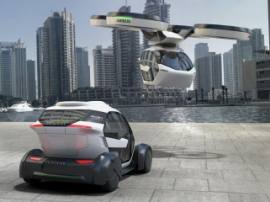 Airbus: unmanned flying car is real