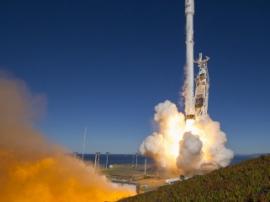 Компания SpaceX осуществила рекордные 2 запуска за 2 дня