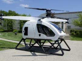 Компания Workhorse создает гибридное аэротакси SureFly