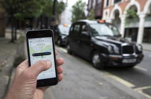 Конкуренция на рынке беспилотных авто: таксисты Uber VS Google