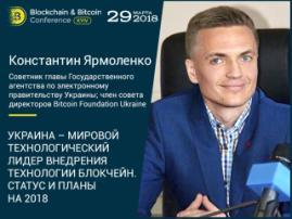 Константин Ярмоленко, член совета директоров Bitcoin Foundation Ukraine, — участник дискуссионной панели
