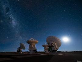 Контакт с внеземными цивилизациями: попытки быть услышанными