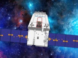 Корабль Dragon успешно доставил груз с МКС