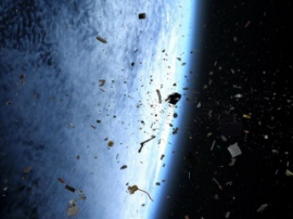 Space junk: how to clear orbit and not to block access into space?