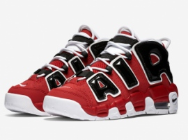 Air More Uptempo: perfect example of Nike and Supreme cooperation