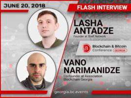 "Lasha Antadze and Vano Narimanidze: ""Conservatism in crypto realm is good for the U. S., not Georgia"""