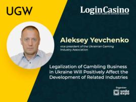 Legalization of Gambling Business in Ukraine Will Positively Affect the Development of Related Industries
