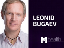Leonid Bugaev will speak about modern medical gadgets at M-Health Congress 2017