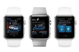 Лучшие приложения для Apple Watch и подключенного автомобиля