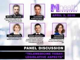 M-Health Congress to discuss telemedicine legislative aspects on April 3