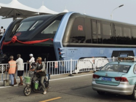Маленькие недостатки автобуса-портала