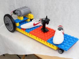 Мануал от британского мейкера: делаем электрический скейтборд из 3D-печатных деталей LEGO