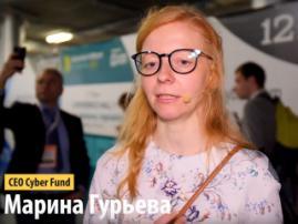 Марина Гурьева: «В ICO слишком мало блокчейн-проектов». Видеоинтервью
