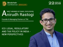 Meet a panel discussion participant: Anirudh Rastogi, Managing Partner at TR